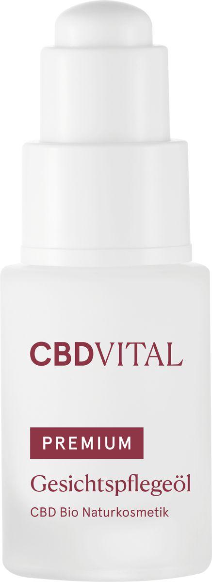 CBD-Vital Gesichtspflegeöl mit CBD