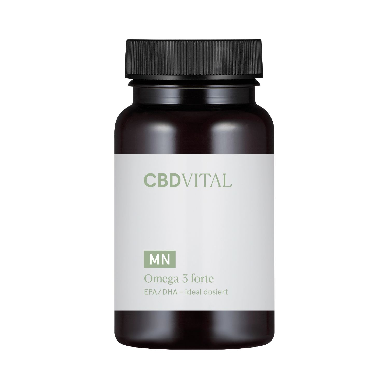 CBD Vital Omega 3 forte