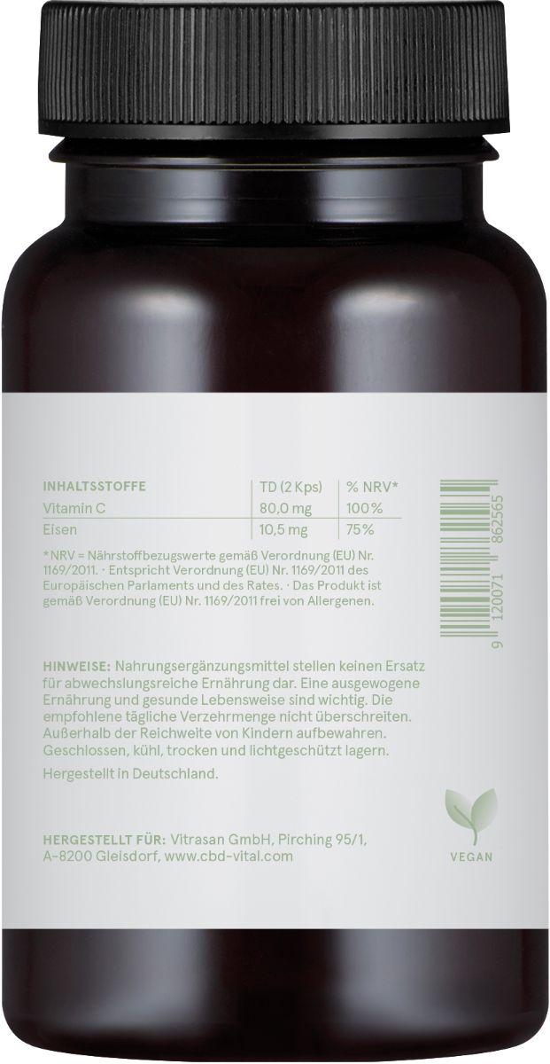 CBD-Vital MN Phytoeisen