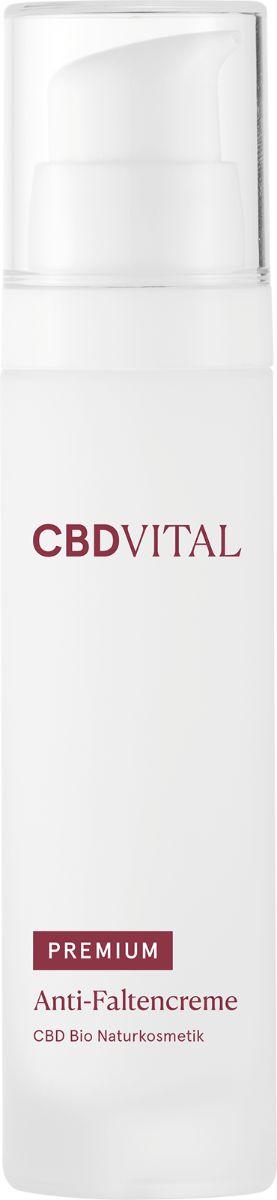 CBD-Vital Anti-Faltencreme