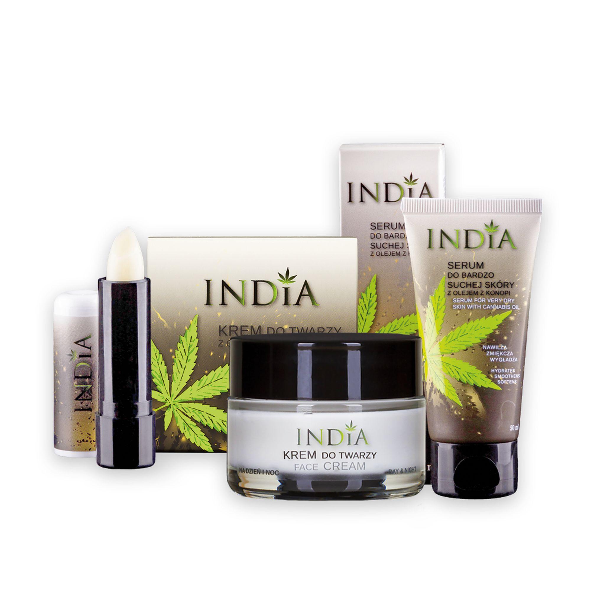Geschenk-Set 'Mini' von India Cosmetics