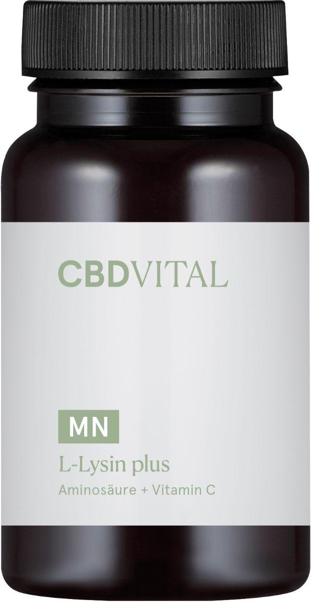 CBD-Vital MN L-Lysin plus - bei Herpes