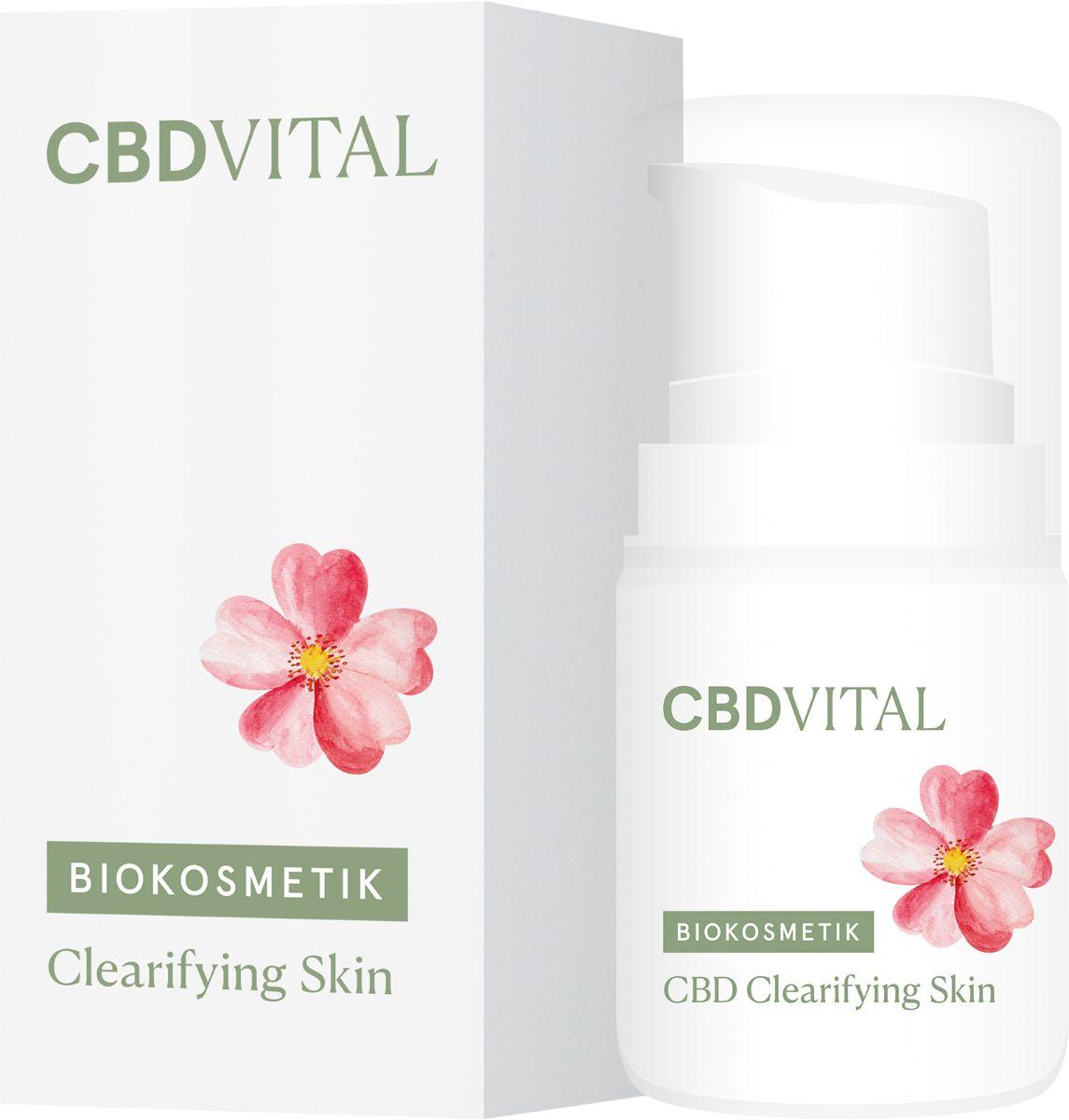 CBD-Vital CBD Clearifying Skin