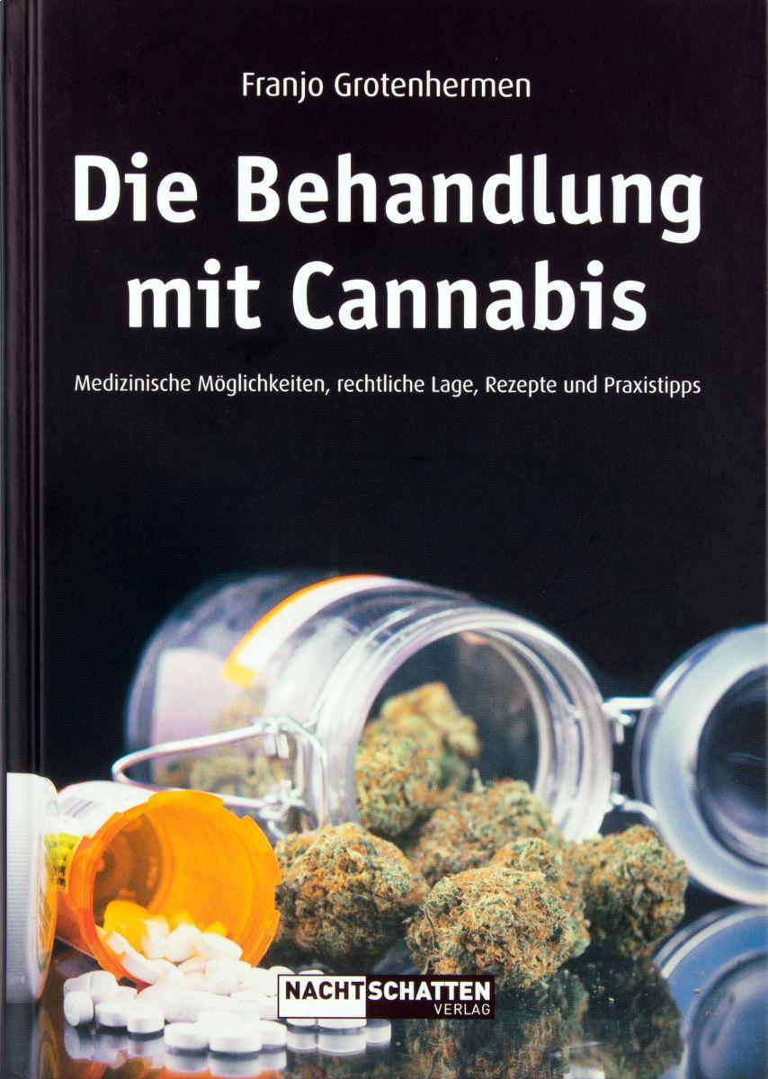 Die Behandlung mit Cannabis (von Dr. Franjo Grotenhermen)