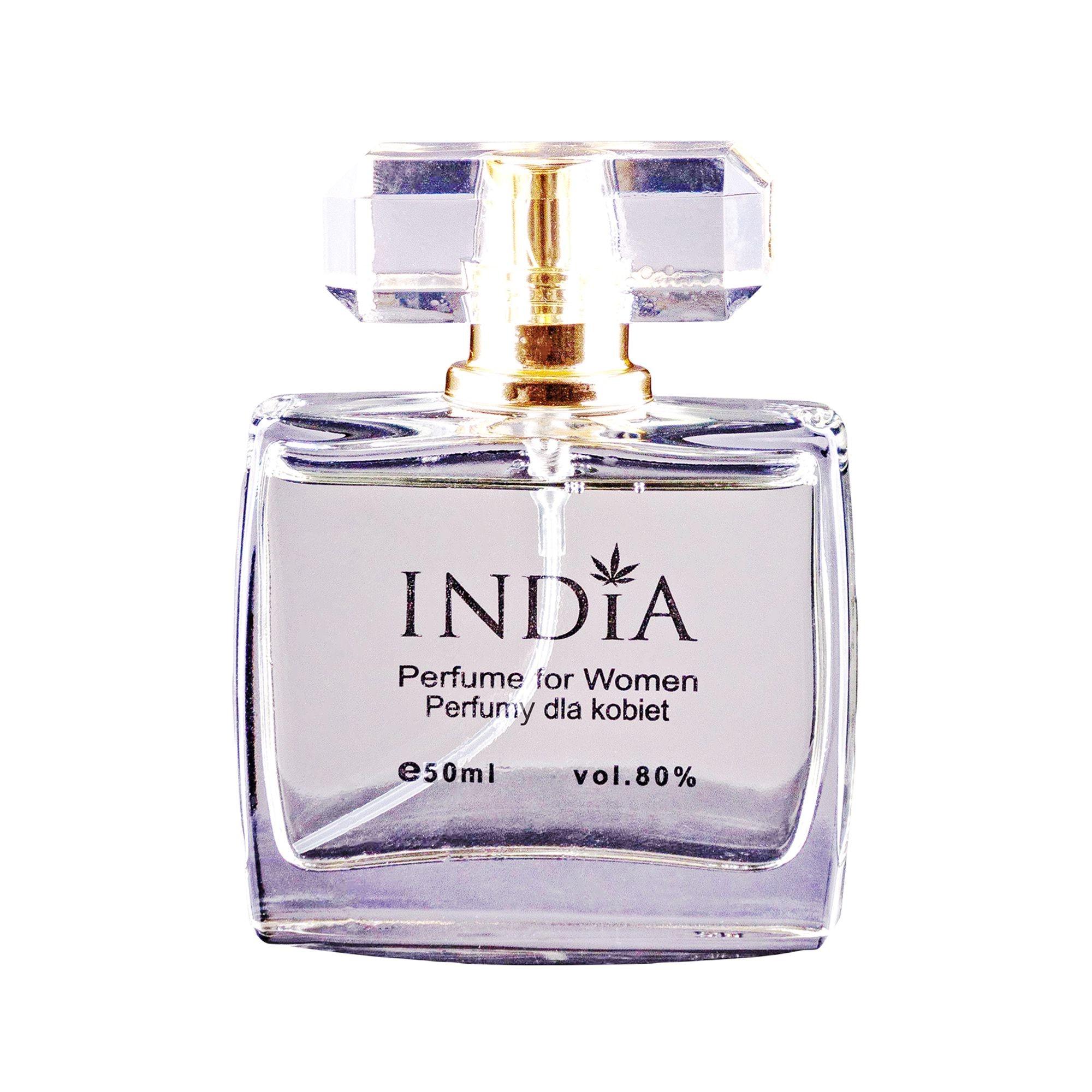 Damen-Parfüm mit einem Hauch von Hanf von India Cosmetics