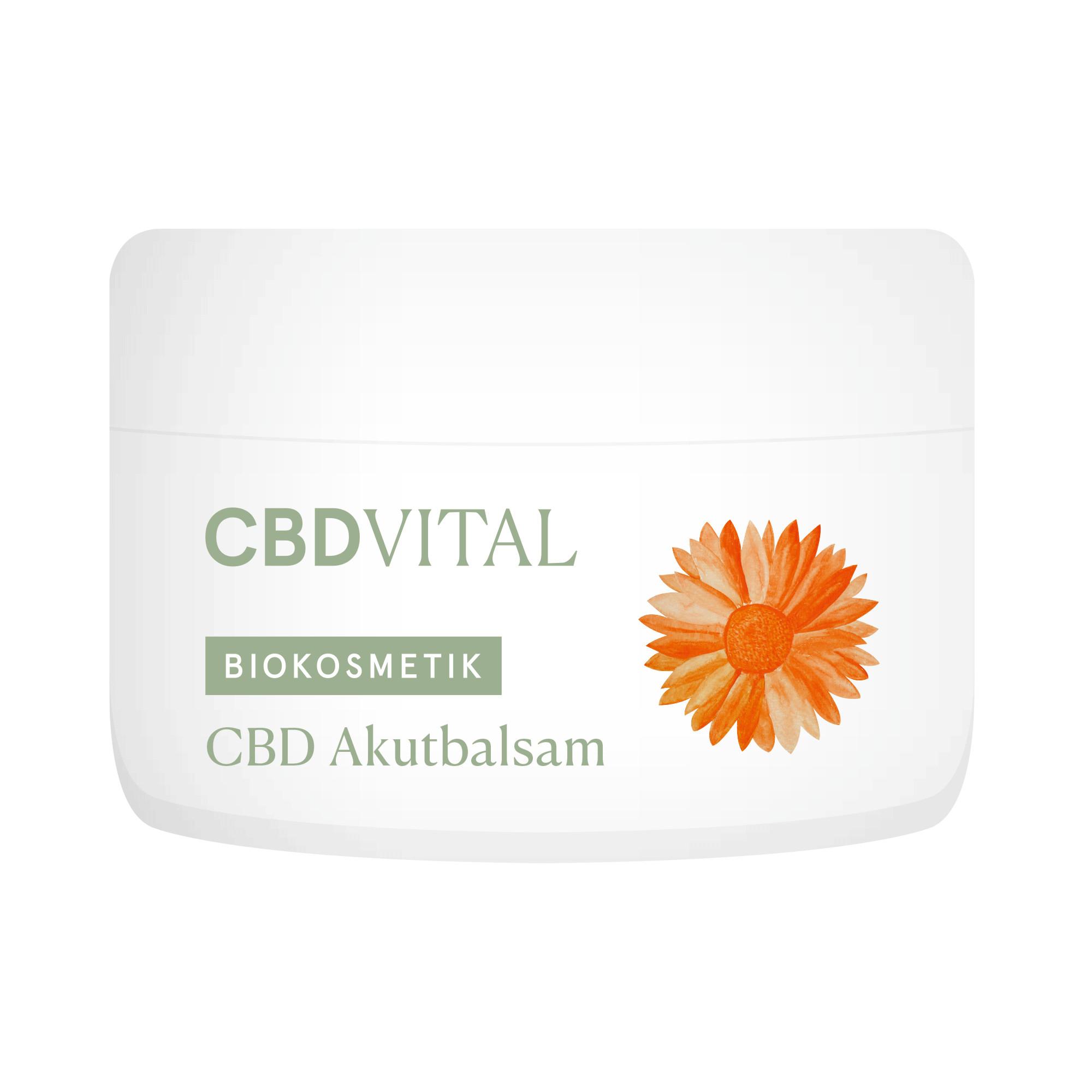 CBD-Vital CBD Akutbalsam