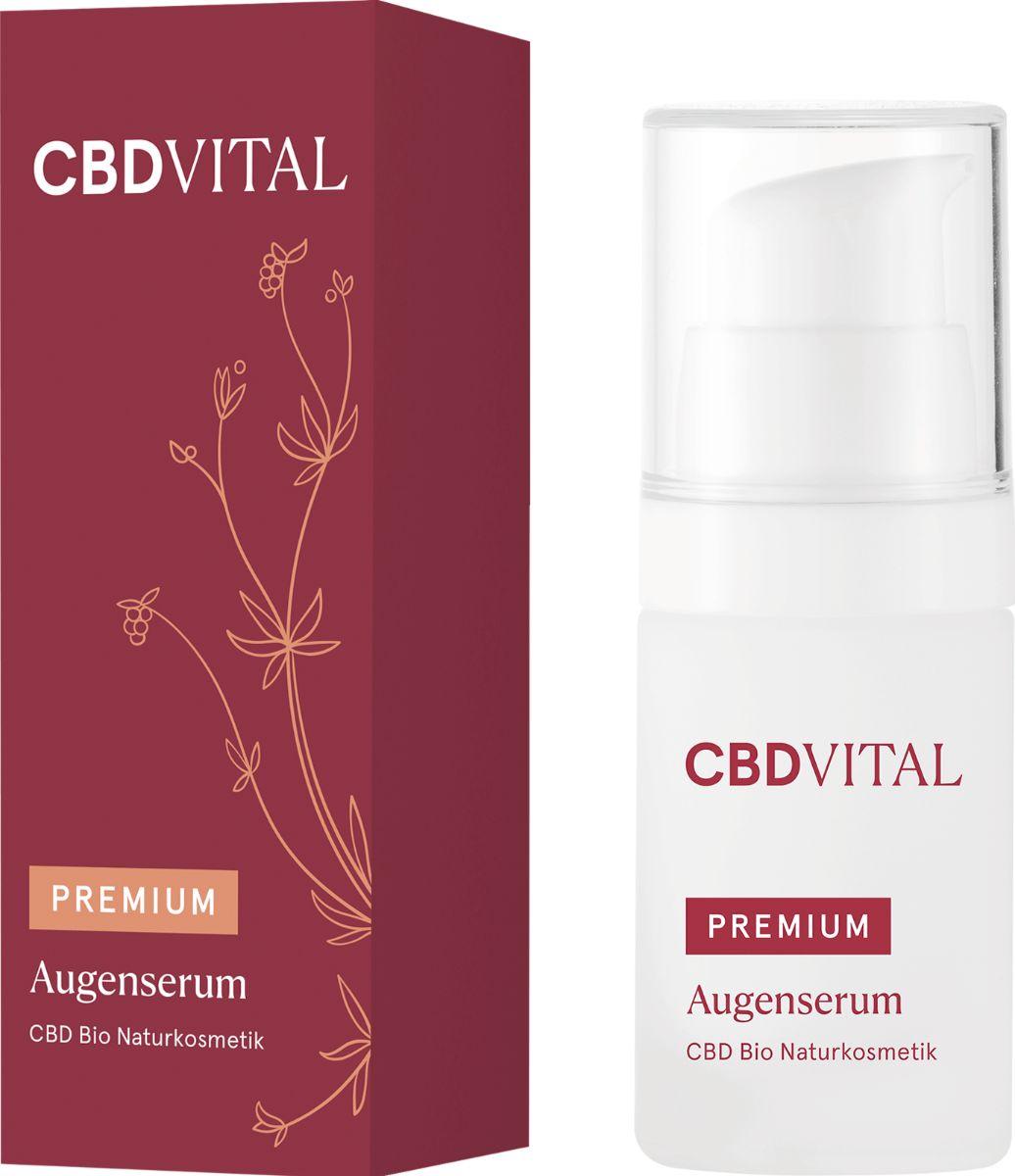 CBD-Vital Augenserum mit CBD