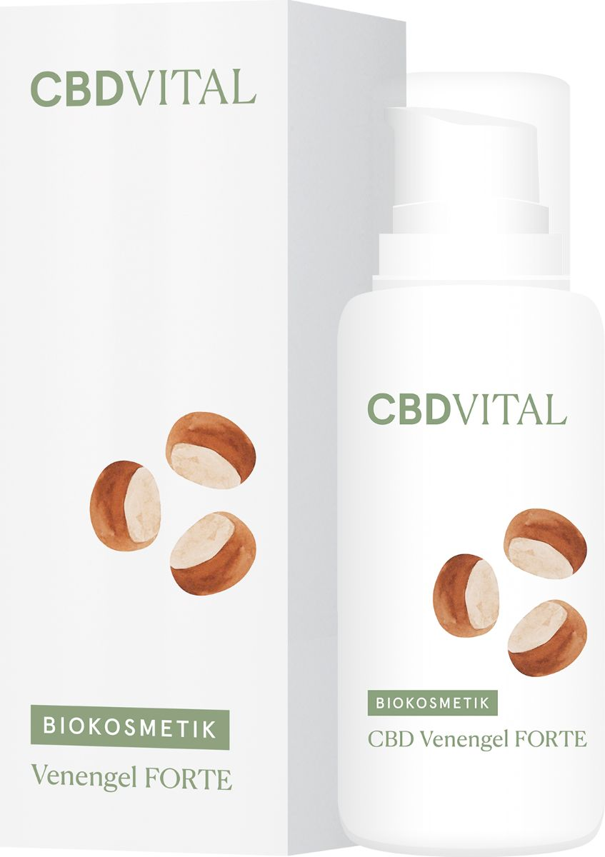 CBD-Vital CBD Venengel FORTE